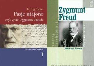 """Artykuł powstał w oparciu o książki """"Zygmunt Freud"""" Michaela Jacobsa (2006) oraz """"Pasje utajone"""" Irvinga Stone'a (1994)..."""