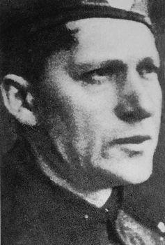 """Ppłk Jan Mazurkiewicz """"Radosław""""."""
