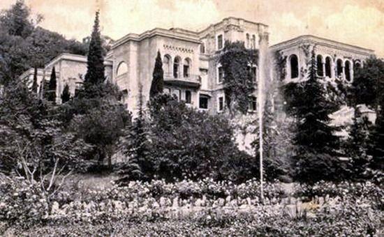 Pałac Jusupowa, w którym zamieszał podczas konferencji jałtańskiej Stalin. To właśnie tam 8 lutego odbyła się uczta na cześć Brytyjczyków i Amerykanów.