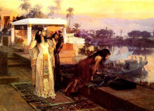 Kleopatra chciała rządzić sama, jednak coś poszło bardzo nie tak i zamiast władać, musiała uciekać...