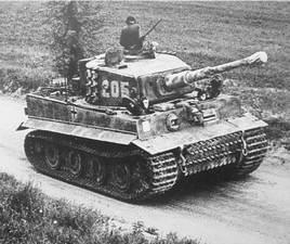 05. Wittmann i jego Tygrys