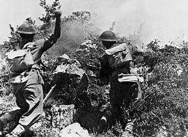 Walki pod Monte Cassino były prawdziwym piekłem.