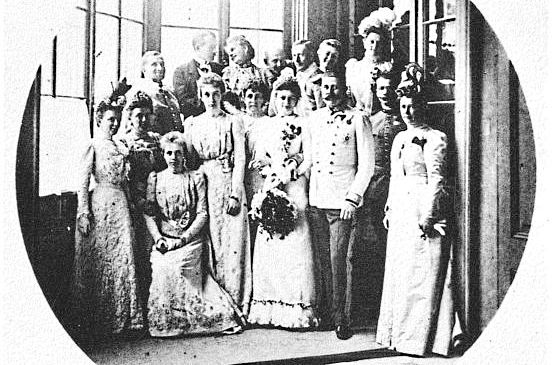 Spełniony sen Kopciuszka. Ślub arcyksięcia Franciszka Ferdynanda i Zofii Chotek.