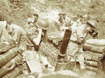 Walki pod Monte Cassino