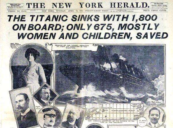 """Szok i niedowierzanie wywołało pójście na dno """"niezatapialnego"""" okrętu. Byłby on jeszcze większy, gdyby powszechnie wiedziano, że niektórzy pasażerowie woleli ratować swoje zwierzaki niż tonących pasażerów drugiej i trzeciej klasy."""