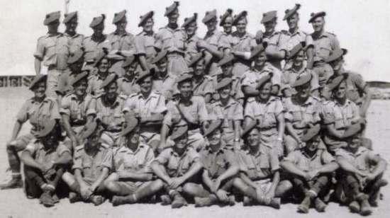 """Żołnierze Scottish Commando. Niewielu z nich przeżyło akcje """"Flipper"""", która okazała się kompletną porażką."""