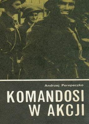 """Artykuł powstał m.in. w oparciu o książkę Andrzeja Perepeczki pt. """"Komandosi w akcji""""."""