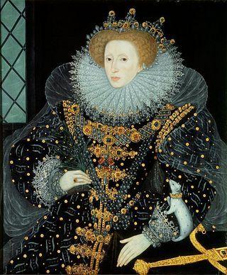 W Anglii, za czasów panowania Elżbiety I, rozmowy w kościele mogły zakończyć się nawet pobytem w więzieniu.