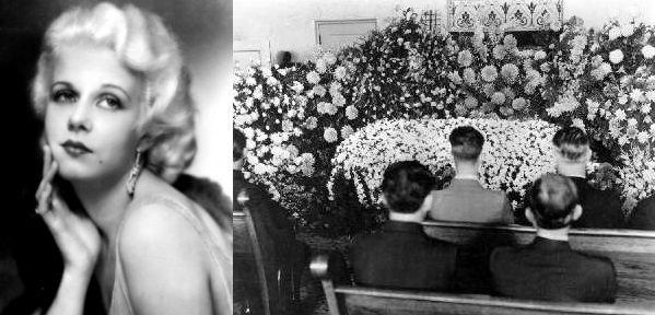 Kiedy zmarła niespodziewanie, w ostatnią drogę odprowadzał ją tłum najjaśniejszych hollywoodzkich gwiazd, a jej trumna tonęła w kwiatach...