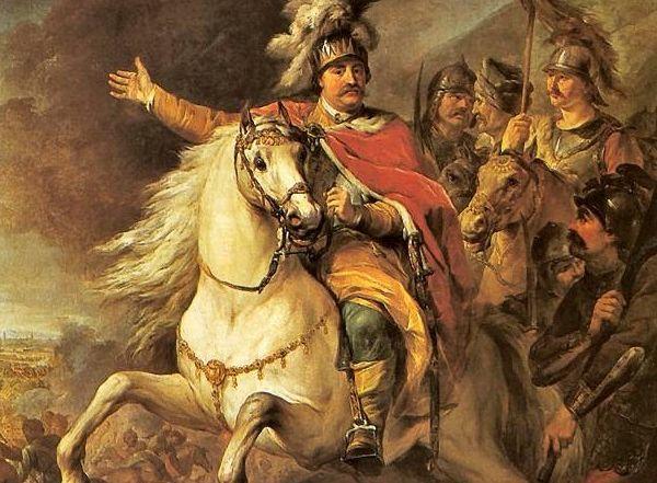 """Święty Jan Sobieski? Polscy agenci bardzo się postarali, żeby Persowie postrzegali go jako """"Boskiego Bohatera""""."""