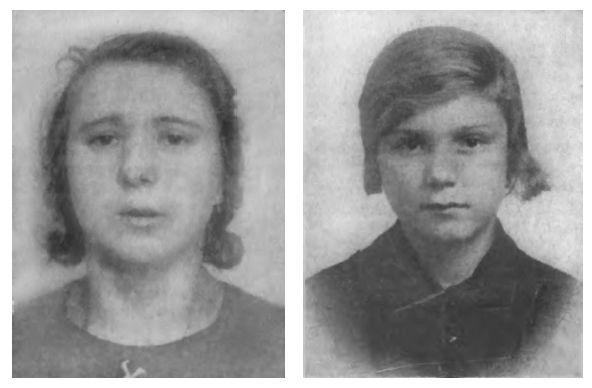 Maria Zajdlowa i jej dwunastoletnia córeczka Zosia.