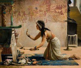 10. Egipska kaplanka