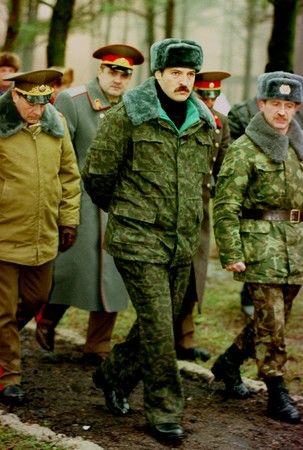 W 1994 r. Łukaszenka wydawał się dobrym kandydatem na prezydenta, ale szybko pokazał na co go stać.
