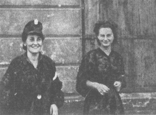 Łączniczki to zapomniane bohaterki Armii Krajowej. Na zdjęciu łączniczki Zgrupowania Radosław.