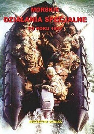 """Artykuł powstał m.in. w oparciu książkę Krzysztofa Kubiaka pt. """"Morskie działania specjalne po roku 1945"""" (Lampart 2001)."""