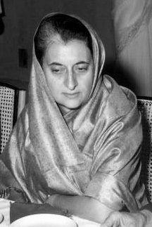 Indira Gandhi w poróże do Rosji zabierała rodzinę i była zachwycona kremlowską kuchnią.