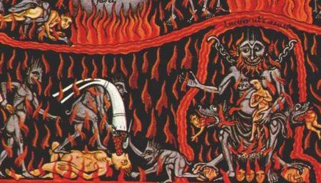 Ciekawe czy to o takie ogniste demony chodziło mnichowi z Evesham?