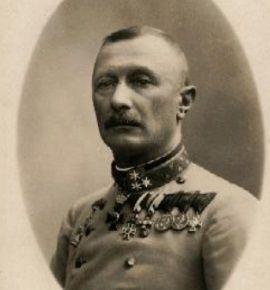 Oskar Potiorek. To przez niego zginął arcyksiążę!