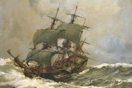 Mimo że Misson wychował się w zamożnej prowansalskiej rodzinie, zdecydował się porzucić bezpieczne bytowanie na lądzie i wybrał żywot wilka morskiego.