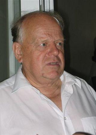 Jedną z ofiar zarzutów Łukaszenki został Stanisłau Szuszkiewicz, ówczesny przewodniczący parlamentu i głowa państwa (fot. Mariusz Kubik; lic. GNU FDL 1.2).