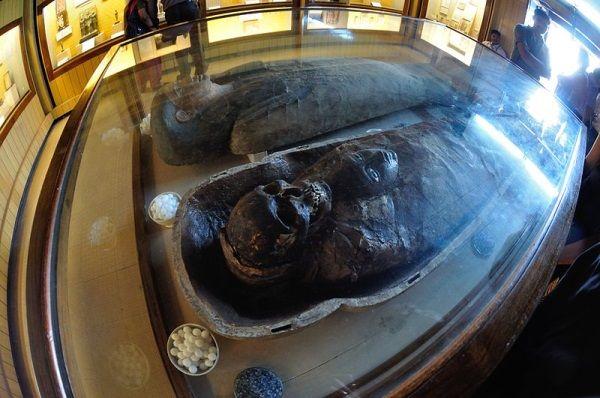 Mumie. (zdjęcie opublikowane na licencji CCA 3.0)