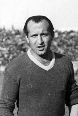 Michele Andreolo, jeden z najsłynniejszych włoskich oriundi, czyli naturalizowanych piłkarzy z innych krajów o włoskich korzeniach.
