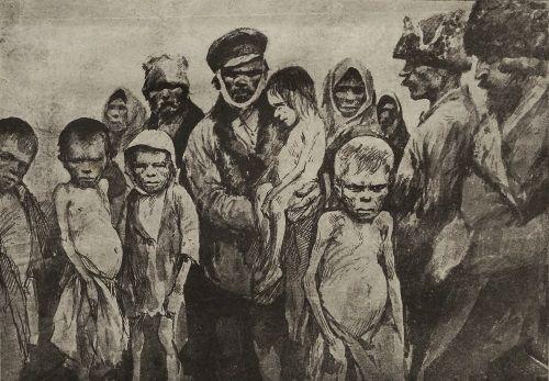 Ofiary łagrów i głodu. Tak polska prasa przedwojenna przedstawiała przybyszy z ZSRR.