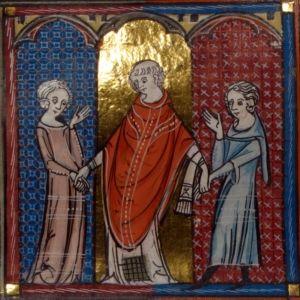 Rozchwytywany, jak... średniowieczny kapłan?