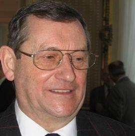 Prof. Norman Davies (fot. Mariusz Kubik; lic. CC ASA 2,5).