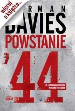 """Artykuł powstał m.in. w oparciu o książkę Normana Daviesa """"Powstanie '44"""" (Znak Horyzont 2014)."""