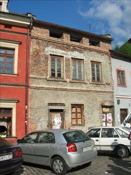 Dom, w którym urodziła się Helena Rubinstein.