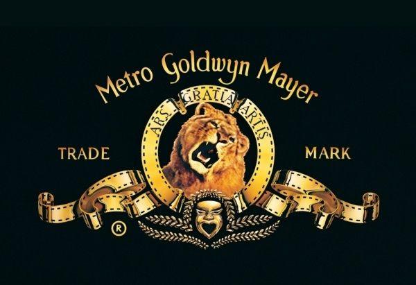 Słynne logo MGM z ryczącym lwem.