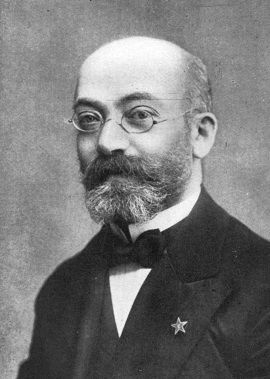 Ludwik Zamenhoff. Człowiek, który chciał dać ludziom język uniwersalny.