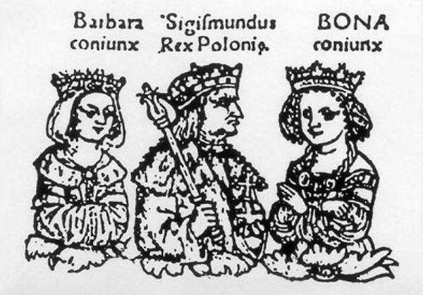 1 kwietnia 1548 roku Żygmunt odszedl i dołączył do swojej kochanej pierwszej żony Barbary Zapolya.