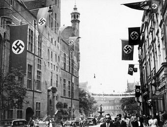 We wrześniu 1939 r. na gdańskie ulice spadły tylko polskie bomby.