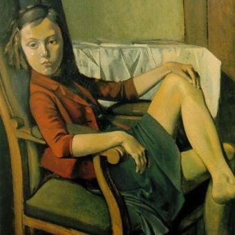 Cała kariera Balthusa kręciła się wokół małych dziewczynek...