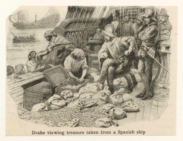 Korsarze robili dokładnie to, co piraci. Tyle, że w świetle prawa.