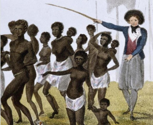 Niewolnice miały za zadanie produkować dzieci. Na wyścigi.