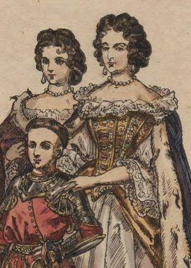 Klara, Katarzyna i Maria Kazimiera były najskuteczniejszymi dwórkami królowej. Nic dziwnego, że zawróciły w głowie polskim magnatom, skoro TAK się ubierały.