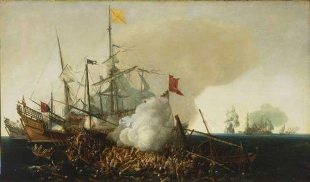 Złoty wiek piractwa zakończył się zaskakująco szybko...