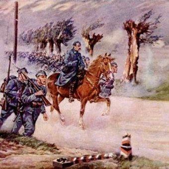 Na strzelców Piłsudskiego w Kongresówce nie czekały ani kwiaty, ani wiwaty. Wręcz przeciwnie, mieszkańcy zaboru rosyjskiego przejęli ich z dużą rezerwą, a nawet wrogością.
