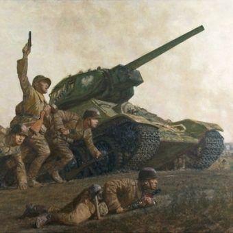 T-34 najlepszy czołg II wojny światowej? Nic z tych rzeczy.