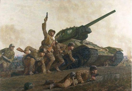 Bitwa pod Leniono w jaskrawy sposób pokazała wartość ppłk. Anatolija Wojnowskiego jako dowódcy. W czasie, gdy jego żołnierze ginęli on leżał kompletnie pijany.