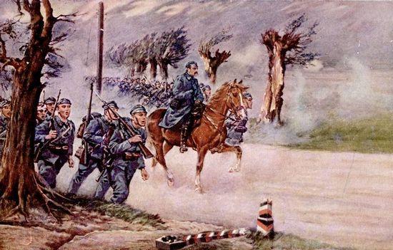 Pomoc strzelcom Piłsudskiego była traktowana przez wielu mieszkańców Kongresówki jako zdrada.
