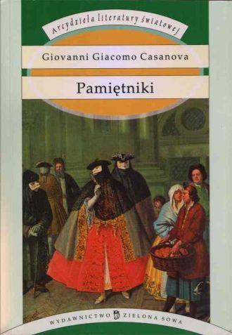 Artykuł powstał między innymi w oparciu o barwne pamiętniki samego Casanovy.