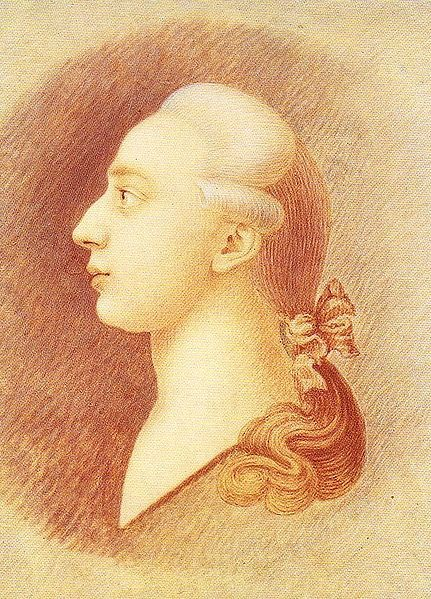 Giacomo Casanova. Na portretach nie wygląda na takiego zawadiakę...