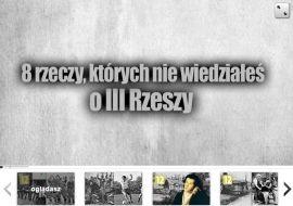 iii rzesza wideo