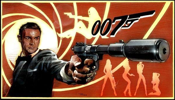 Czy coś łączyło polskich szpiegów z Jamesem Bondem? Na pewno nie ich szkolenie.