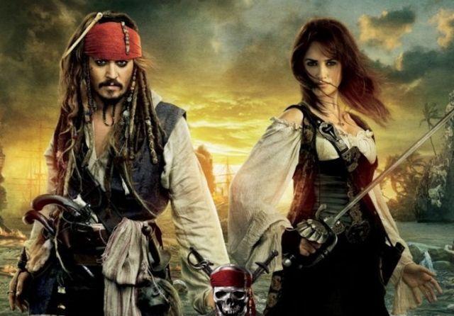 Tacy piraci to tylko w filmach...