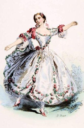 Cała sprawa zaczęła się od jednej zazdrosnej tancerki...